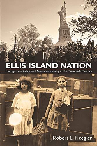 9780812223385: Ellis Island Nation (Haney Foundation Series)