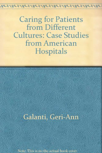 9780812230659: Caring for Patients from Different Cultures: Case Studies from American Hospitals