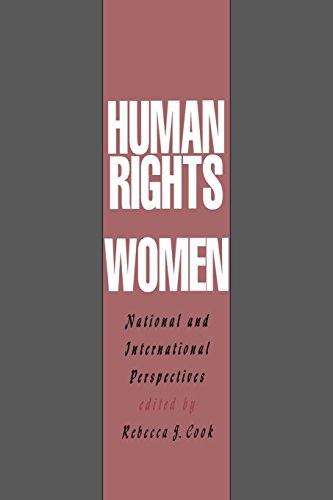9780812232615: Human Rights of Women: National and International Perspectives