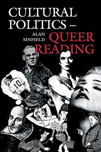 9780812232660: Cultural Politics-Queer Reading (New Cultural Studies Series)