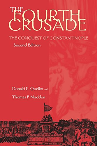 9780812233872: The Fourth Crusade: The Conquest of Constantinople (Middle Ages)