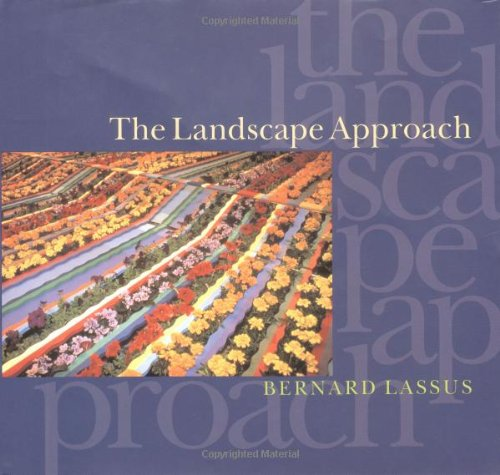9780812234503: The Landscape Approach (Penn Studies in Landscape Architecture)