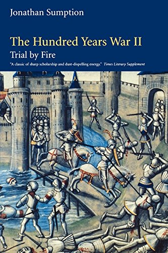 9780812235272: The Hundred Years War: Volume 2; Trial by Fire (Middle Ages Series)