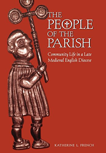 9780812235814: The People of the Parish: Community Life in a Late Medieval English Diocese (The Middle Ages Series)