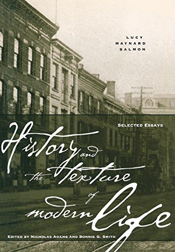 9780812235876: History and the Texture of Modern Life: Selected Essays