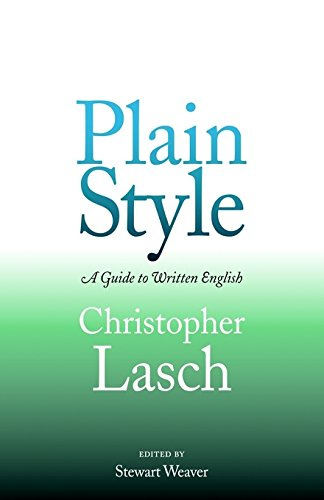 9780812236736: Plain Style: A Guide to Written English