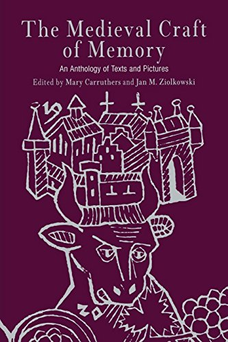 9780812236767: The Medieval Craft of Memory: An Anthology of Texts and Pictures (Material Texts)