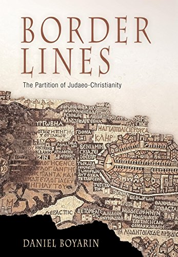 9780812237641: Border Lines: The Partition of Judaeo-Christianity