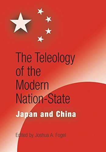 9780812238204: The Teleology of the Modern Nation-state: Japan and China