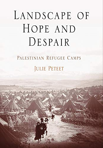 Landscape Of Hope And Despair: Palestinian Refugee: Julie Peteet