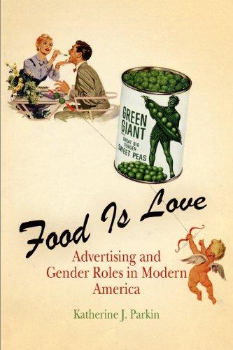 9780812239294: Food is Love: Advertising and Gender Roles in Modern America