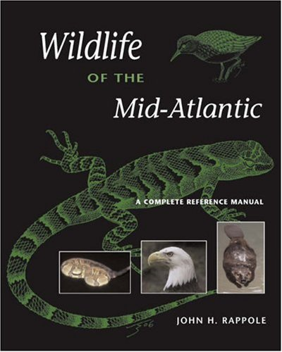 9780812239829: Wildlife of the Mid-Atlantic: A Complete Reference Manual