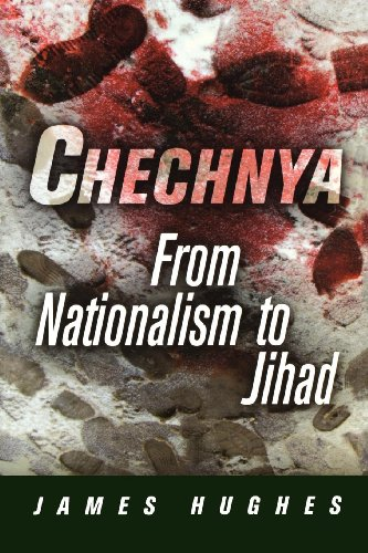 9780812240139: Chechnya: From Nationalism to Jihad (National and Ethnic Conflict in the 21st Century Series)