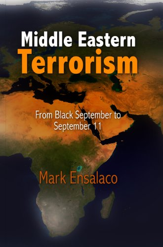9780812240467: Middle Eastern Terrorism: From Black September to September 11