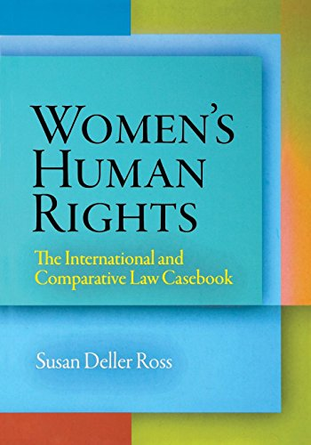 9780812240672: Women's Human Rights: The International and Comparative Law Casebook (Pennsylvania Studies in Human Rights)