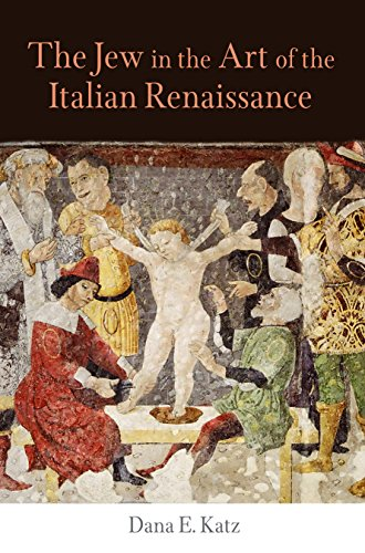 9780812240856: The Jew in the Art of the Italian Renaissance (Jewish Culture and Contexts)