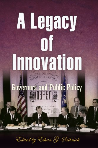 9780812240955: A Legacy of Innovation: Governors and Public Policy