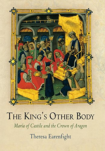 9780812241853: The King's Other Body: Maria of Castile and the Crown of Aragon (The Middle Ages Series)