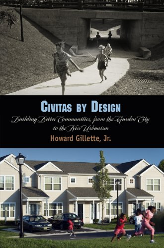 9780812242478: Civitas by Design: Building Better Communities, from the Garden City to the New Urbanism