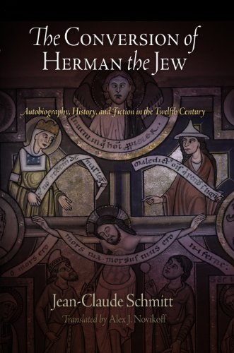 9780812242546: The Conversion of Herman the Jew: Autobiography, History, and Fiction in the Twelfth Century (The Middle Ages Series)