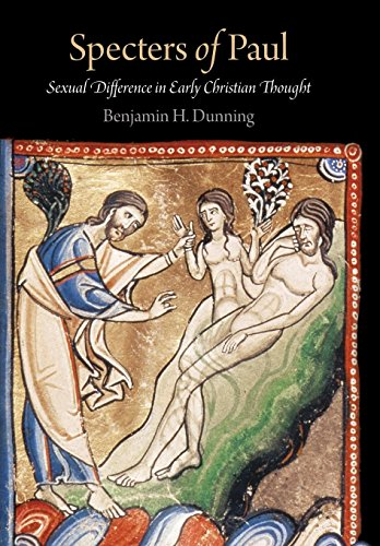 9780812243079: Specters of Paul: Sexual Difference in Early Christian Thought (Divinations: Rereading Late Ancient Religion)