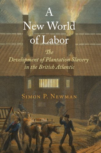 9780812245196: A New World of Labor: The Development of Plantation Slavery in the British Atlantic (The Early Modern Americas)