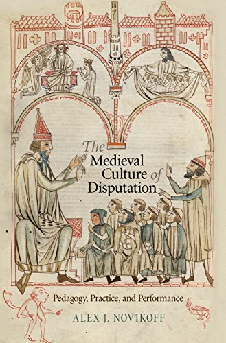 9780812245387: The Medieval Culture of Disputation: Pedagogy, Practice, and Performance (The Middle Ages Series)