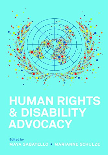 Human Rights and Disability Advocacy: Maya Sabatello
