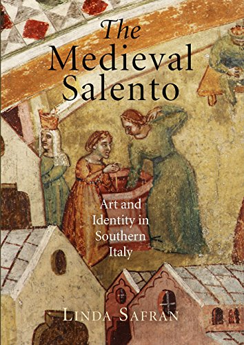 9780812245547: The Medieval Salento: Art and Identity in Southern Italy