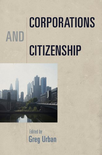 9780812246025: Corporations and Citizenship (Democracy, Citizenship, and Constitutionalism)