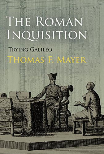 9780812246551: The Roman Inquisition: Trying Galileo (Haney Foundation Series)