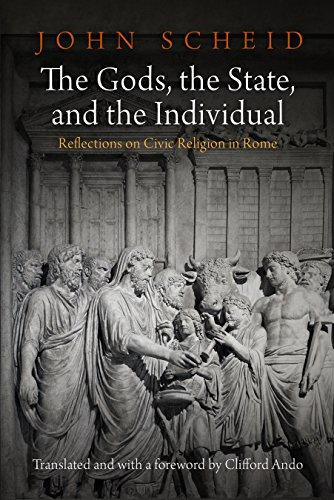 9780812247664: The Gods: Reflections on Civic Religion in Rome (Empire and After)