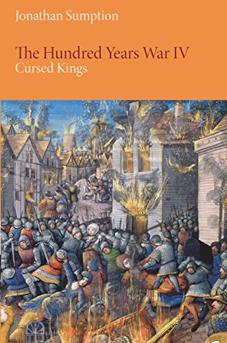 9780812247992: The Hundred Years War, Volume 4: Cursed Kings (The Middle Ages Series)