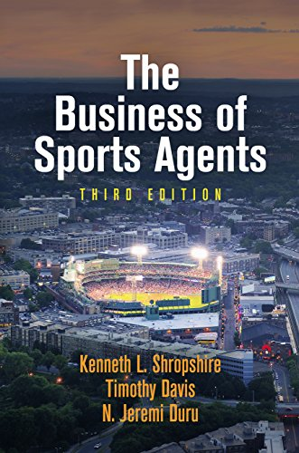 9780812248159: The Business of Sports Agents