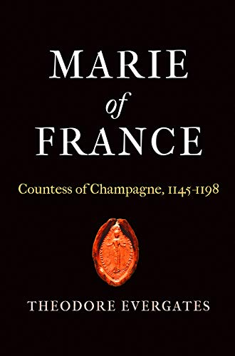 9780812250770: Marie of France: Countess of Champagne, 1145-1198