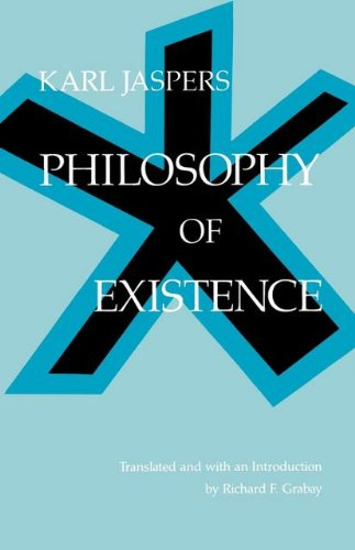 9780812276299: Philosophy of Existence (Works in Continental Philosophy)