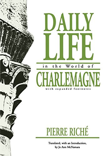 9780812277517: Daily Life in the World of Charlemagne (Middle Ages)