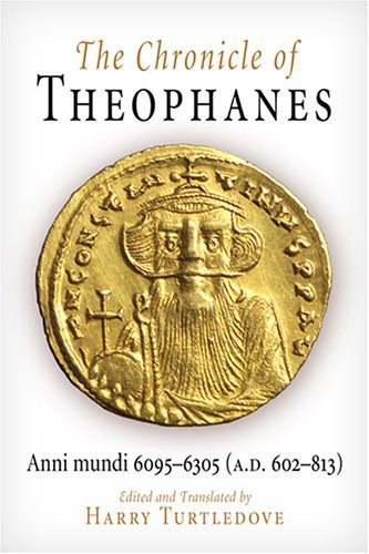 9780812278422: The Chronicle of Theophanes: An English Translation of Anni Mundi 6095-6305 (A.D. 602-813)