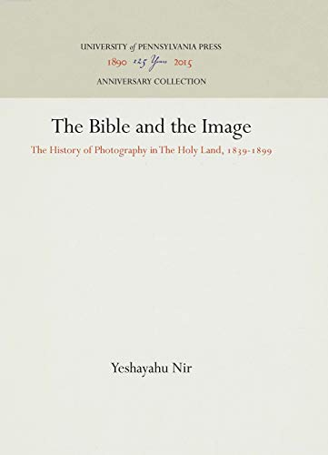 The Bible and the Image: The History: Nir, Yeshayahu