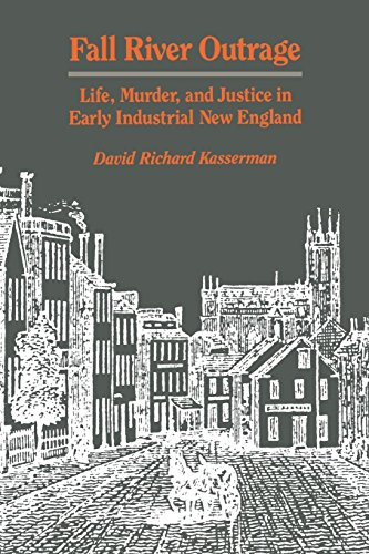 9780812280029: Fall River Outrage: Life, Murder, and Justice in Early Industrial New England
