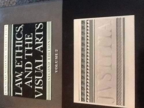 Law, Ethics, and the Visual Arts (2 Volumes) (0812280520) by John Henry Merryman; Albert Edward Elsen