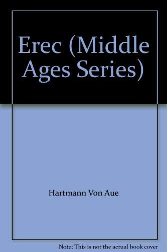 9780812280746: Erec (Middle Ages Series) (English and German Edition)