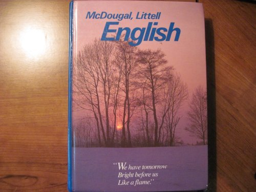 McDougal, Littell English Blue Level: Linda Flower