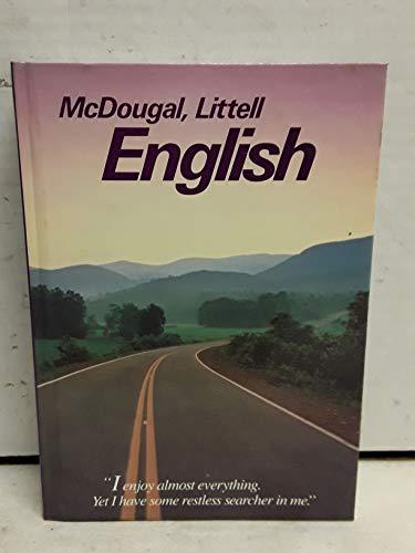 McDougal Littell English SE Purple Level grade 12 (The McDougal Littell English Program): Linda ...