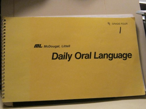 Daily Oral Language: Level 4: Vail, N.