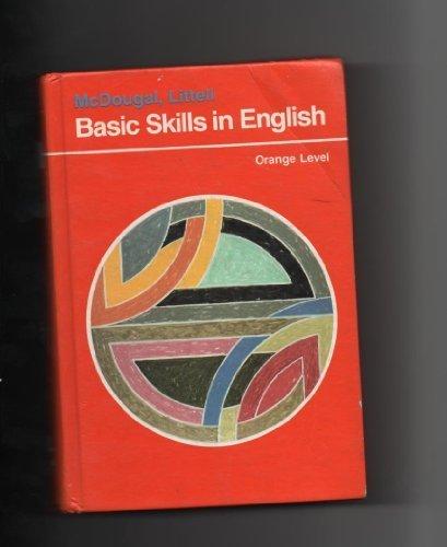 9780812354799: Basic Skills in English/Orange Level