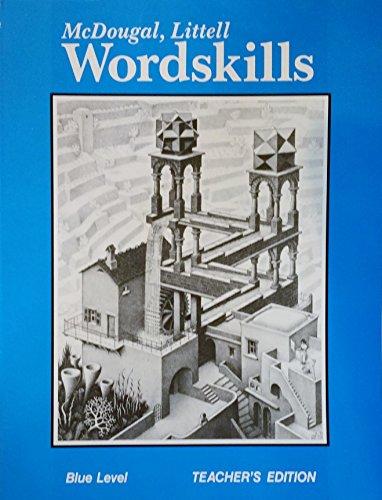 9780812355796: Wordskills: Blue Level