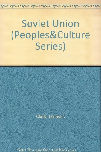 9780812357899: Soviet Union (Peoples&Culture Series)