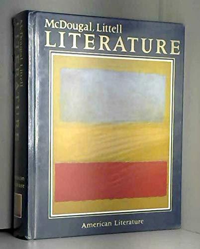 American Literature: Johnson, Julie West