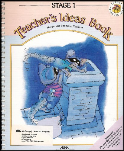 Teacher's Ideas Book: Stage 1 [Alternative Language Learning Materials] (Eureka Treasure Chest) (0812367626) by Margarette Thomas-Cochran
